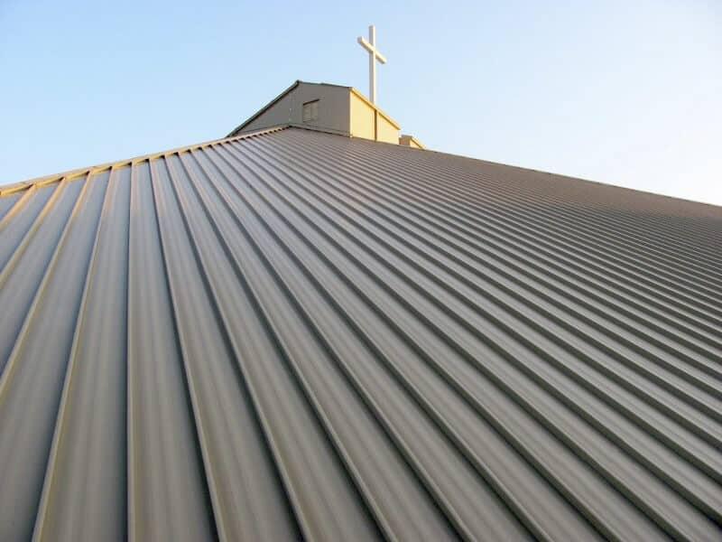 Magnolia TX Standing Seam Metal Roof