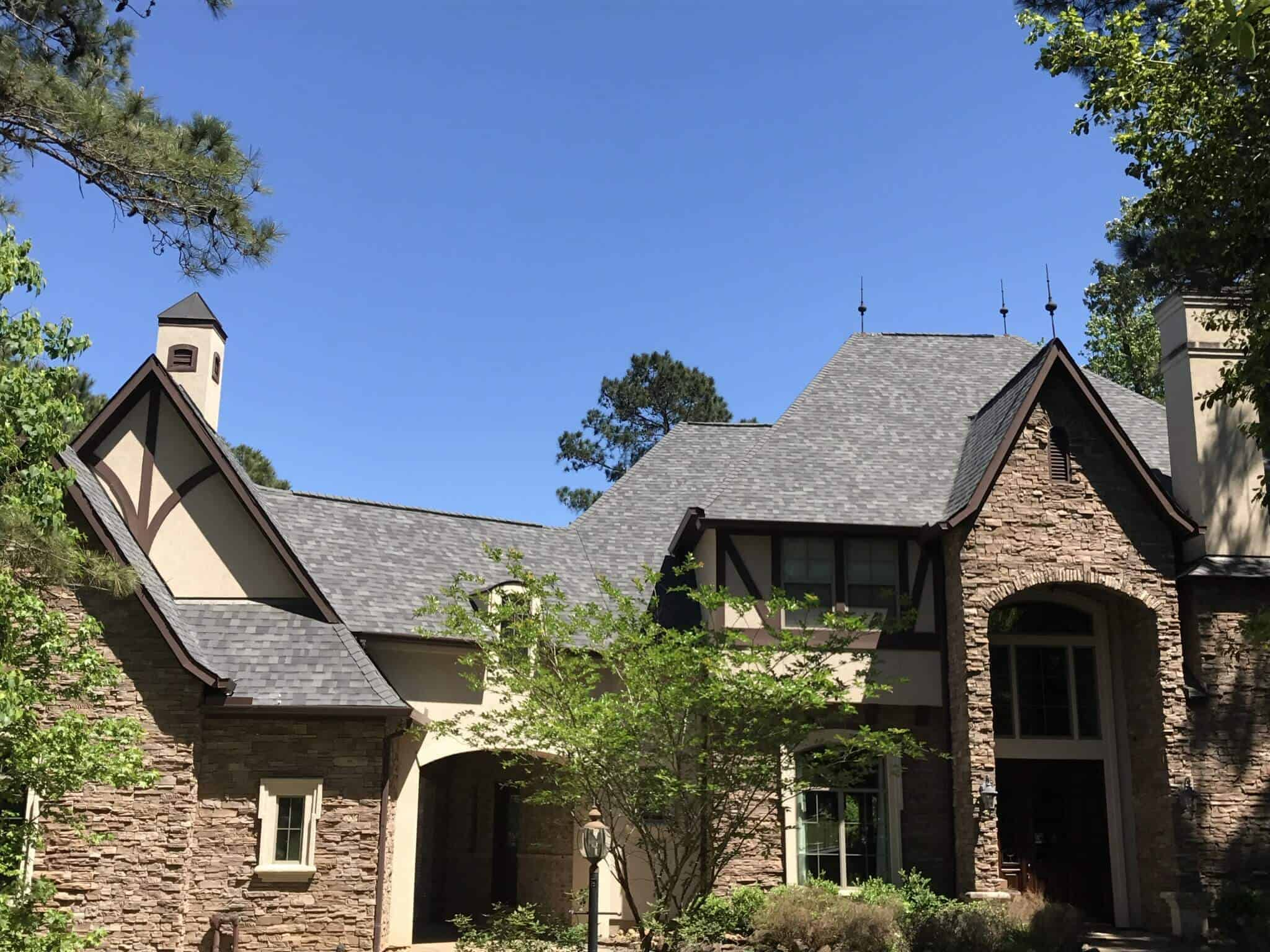 Composite Roof - GAF Roofing, CertainTeed Roofing and ...