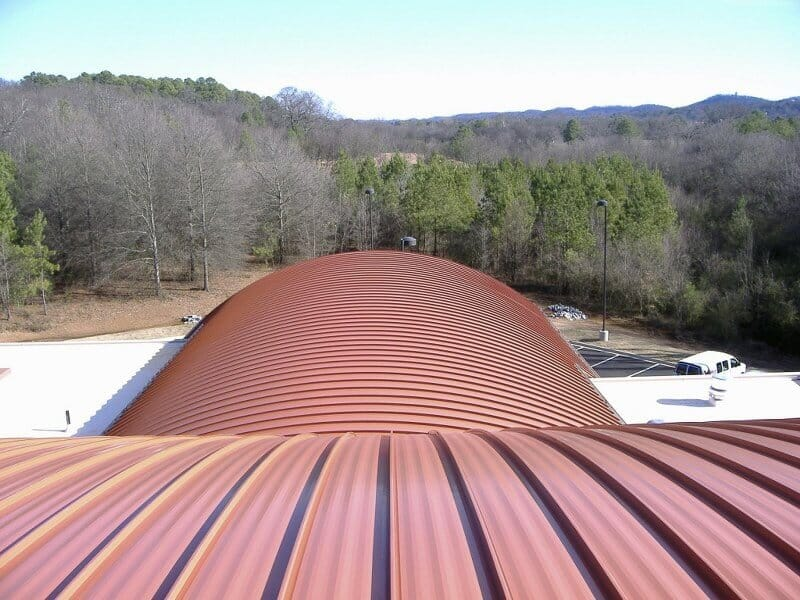 Standing Seam Metal Roof By All Star Roof Systems