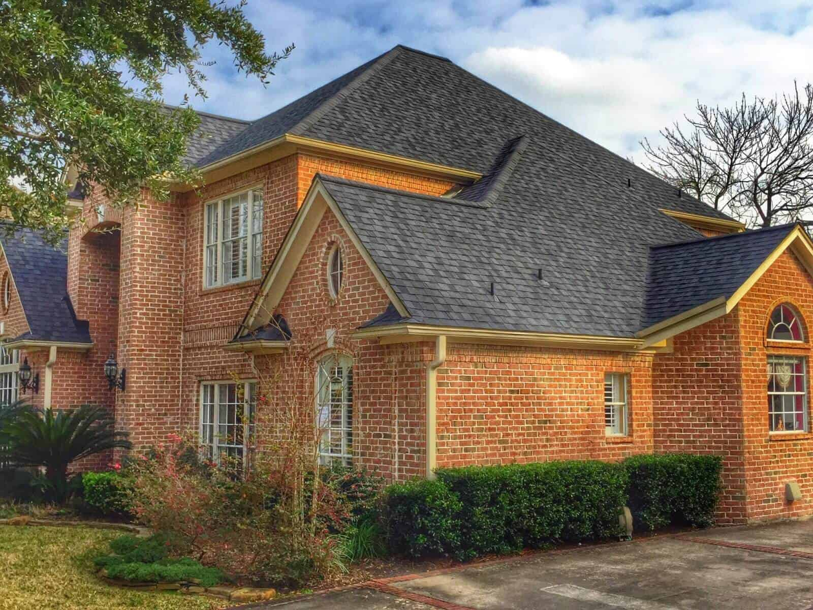 Composite Roof Gaf Roofing Certainteed Roofing And