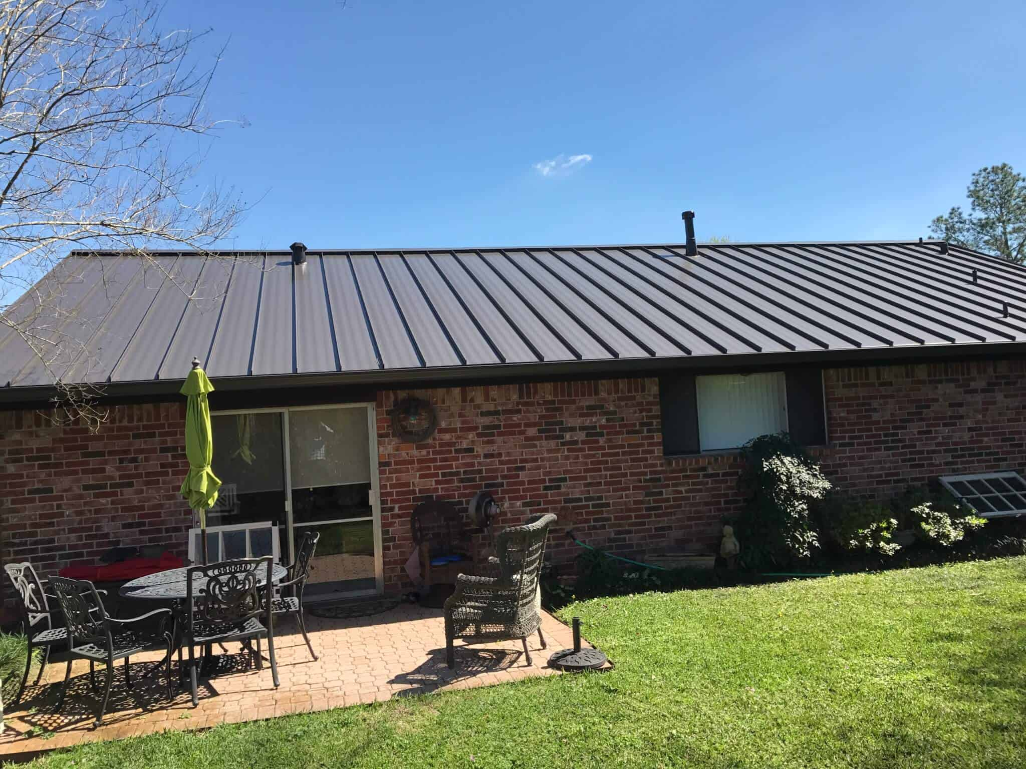 Standing Seam Metal Roof Steel Roofing Gallery By All Star