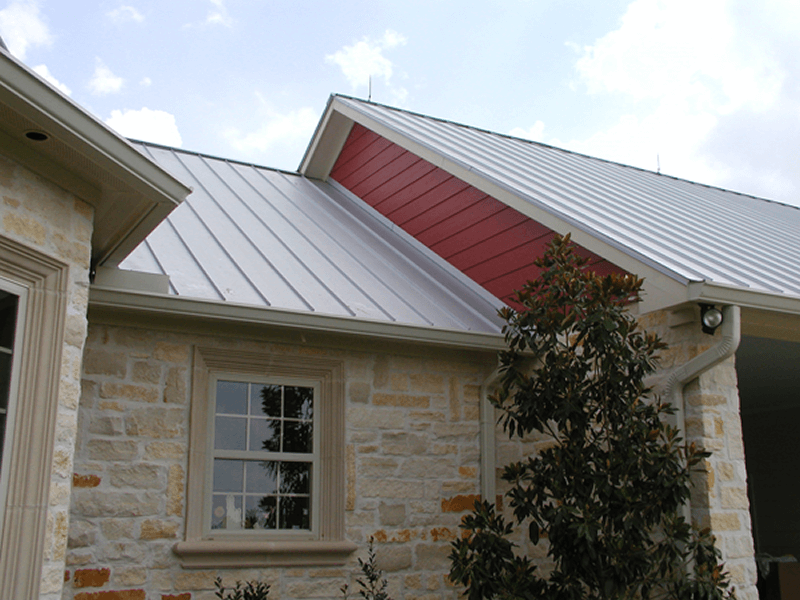 Standing Seam Metal Roof Steel Roofing Gallery by All Star ...