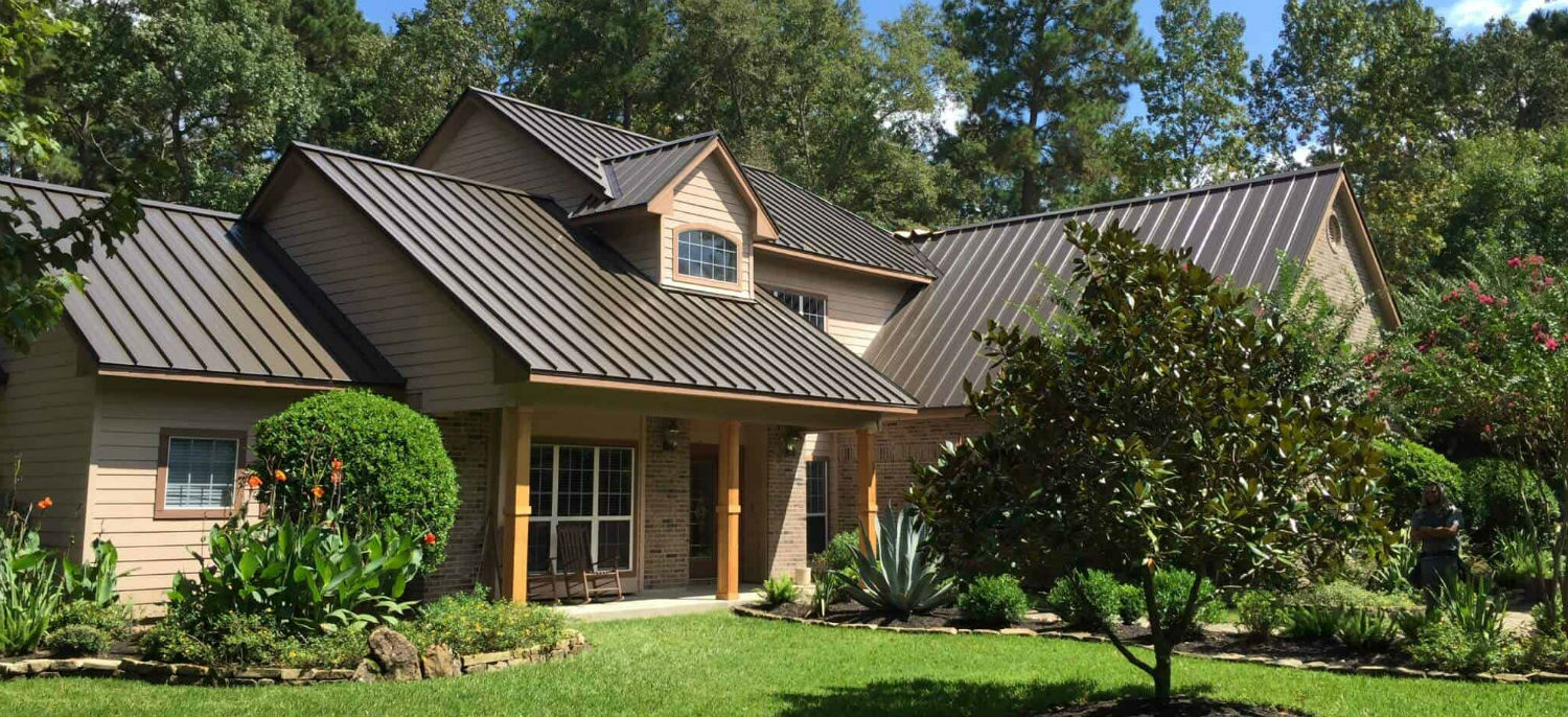 Houston TX Metal Roofing Contractors