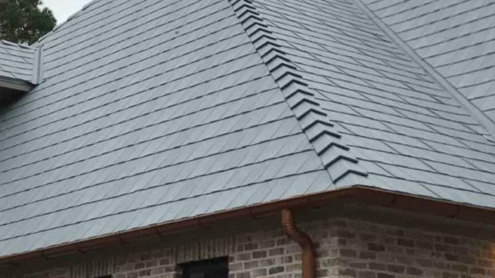 The Woodlands TX metal roofing contractors