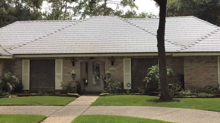 Dickinson TX Metal Roofing