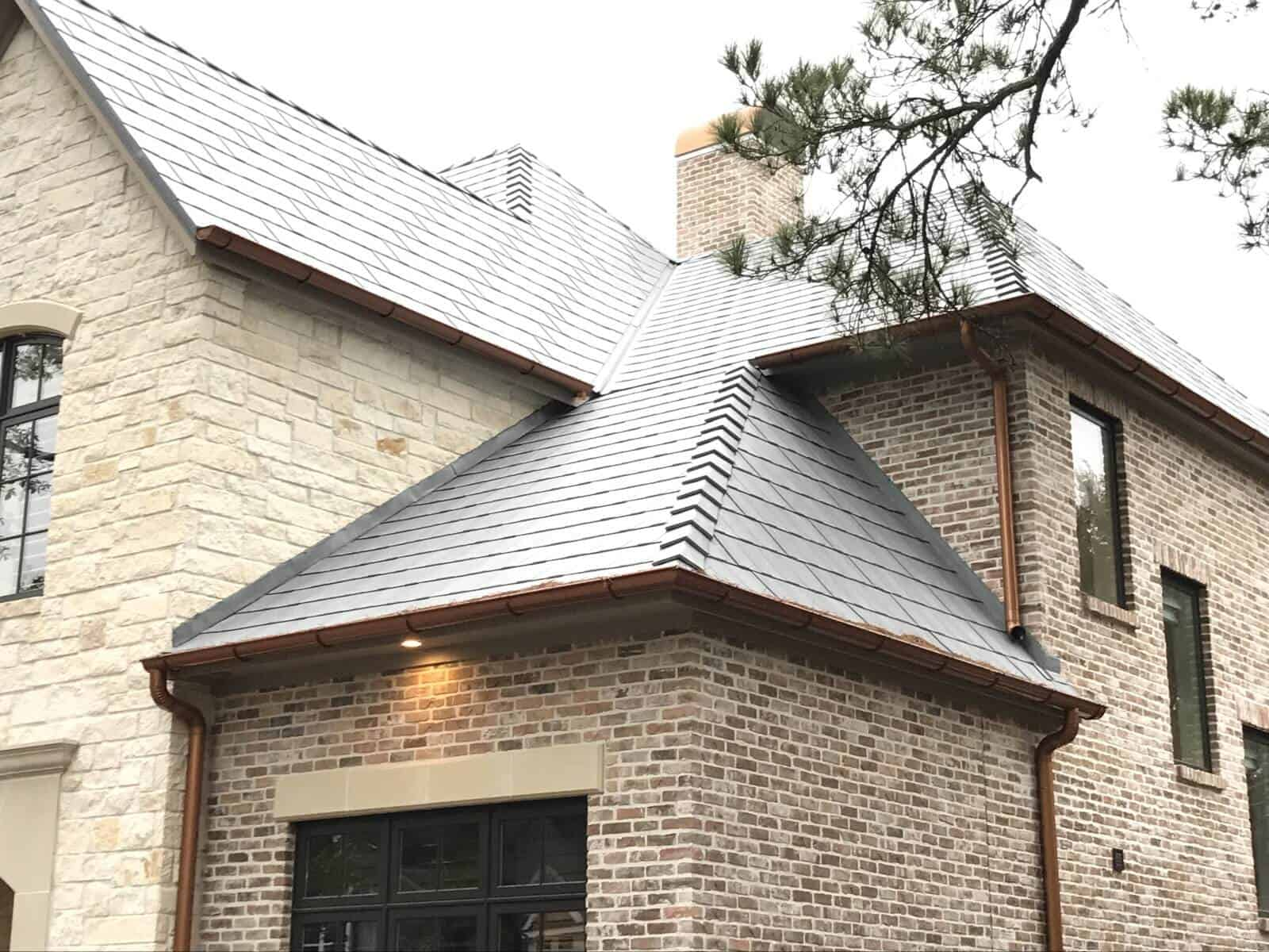 Pearland TX Standing Seam Metal Roof