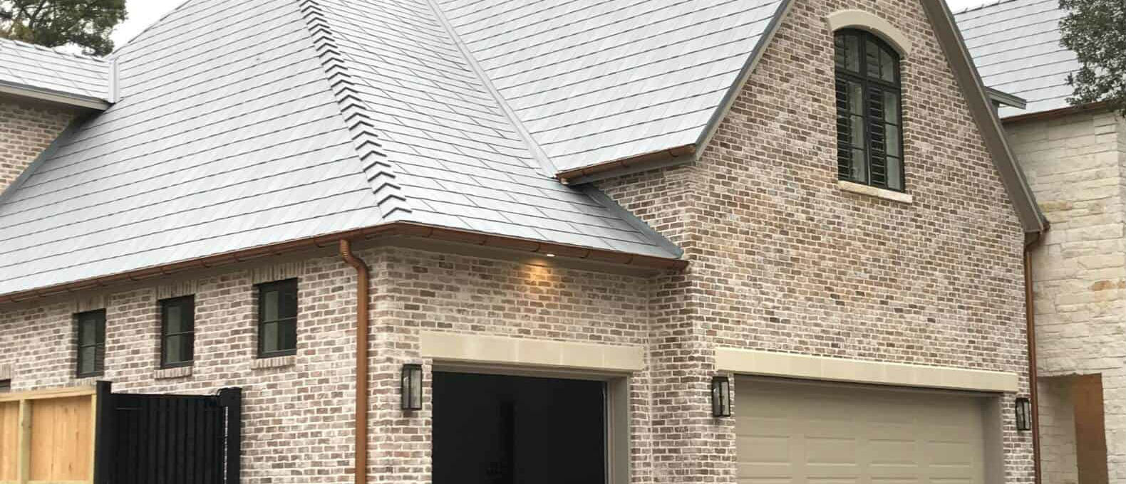 The Woodlands TX metal roofing near me