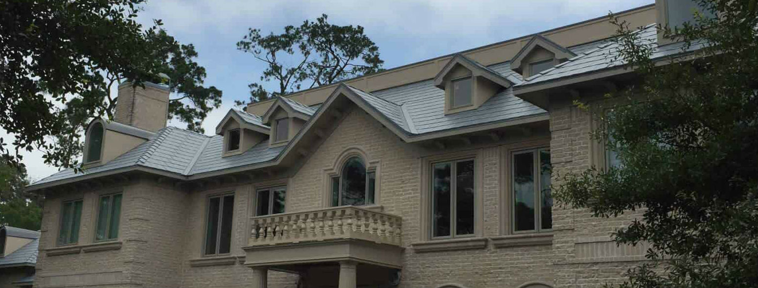 The Woodlands TX Metal Roofing Companies