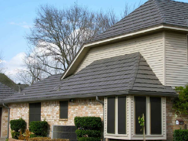 Houston TX metal roofing near me