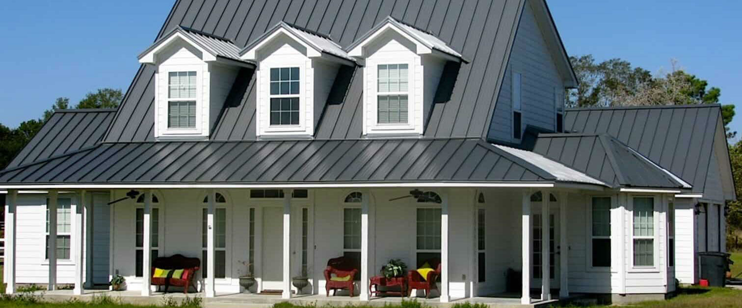 Katy TX metal roofing