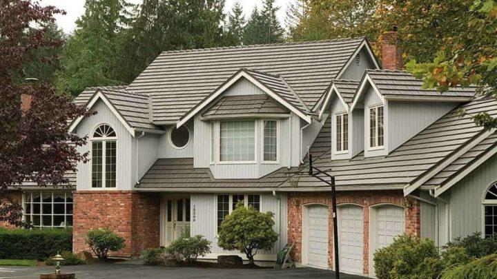 Sugar Land TX pan metal roofing