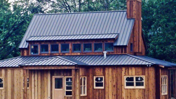Houston TX standing seam metal roofing