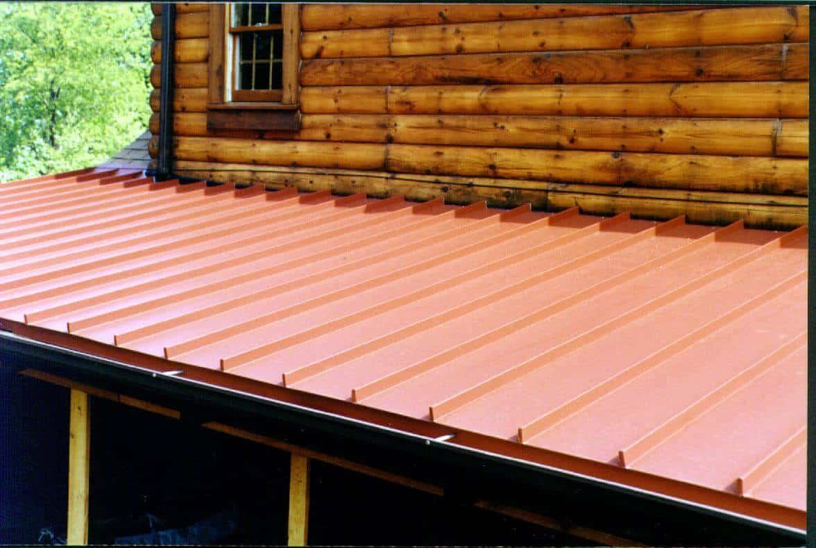 Kemah TX Standing Seam Metal Roof
