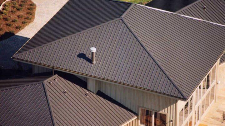 Webster TX Metal Roofing